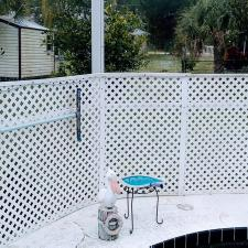 Pool cage cleaning north port fl 8